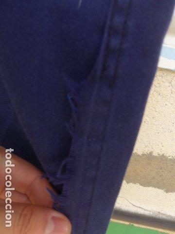 Militaria: * Antiguo mono azul para recreacion historica de guerra civil o maniqui. ZX - Foto 10 - 180015345