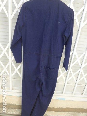 Militaria: * Antiguo mono azul para recreacion historica de guerra civil o maniqui. ZX - Foto 11 - 180015345