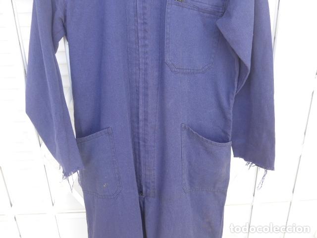 Militaria: * Antiguo mono azul para recreacion historica de guerra civil o maniqui. ZX - Foto 2 - 180015535