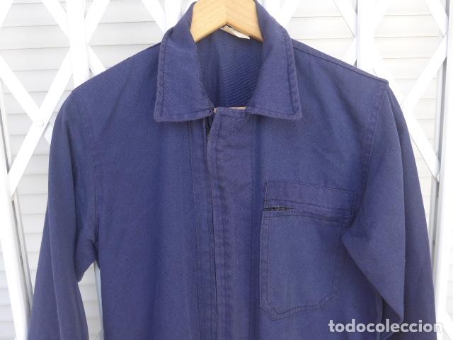 Militaria: * Antiguo mono azul para recreacion historica de guerra civil o maniqui. ZX - Foto 3 - 180015535