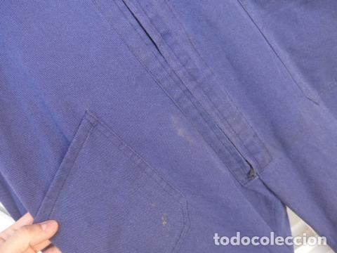 Militaria: * Antiguo mono azul para recreacion historica de guerra civil o maniqui. ZX - Foto 9 - 180015535