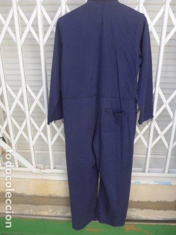 Militaria: * Antiguo mono azul para recreacion historica de guerra civil o maniqui. ZX - Foto 10 - 180015535