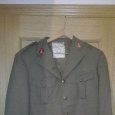 Militaria: GUERRERA TROPA ARTILLERIA 1980.. Lote 180168852