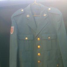 Militaria: CHAQUETA CAZADORA GALA GUARDIA CIVIL. Lote 181122355