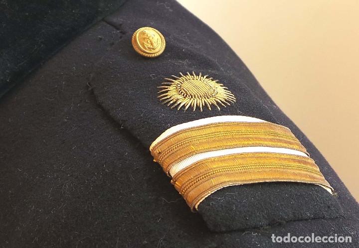 Militaria: CHAQUETÓN. MARINA. CUERPO DE INTENDENCIA. - Foto 7 - 181434395