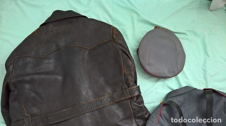 Militaria: policia armada..guerrera , gorra ,correajes , chaqueton ....epoca franco. - Foto 13 - 49637851