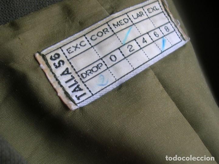 Militaria: MUY RARO Y ESCASO UNIFORME COMPLETO DE GENERAL DE DIVISIÓN DE SANIDAD. - Foto 9 - 182769698