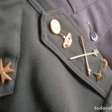 Militaria: UNIFORME DE DIARIO DE GENERAL DE DIVISIÓN DE SANIDAD. AÑOS 90.. Lote 182770505