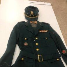 Militaria: UNIFORME GUERRA CIVIL, TENIENTE. Lote 183042053