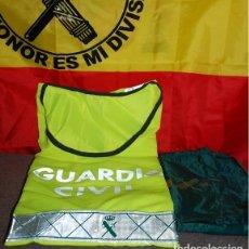 Militaria: CHALECO PETO REFLECTANTE GUARDIA CIVIL. Lote 183442133