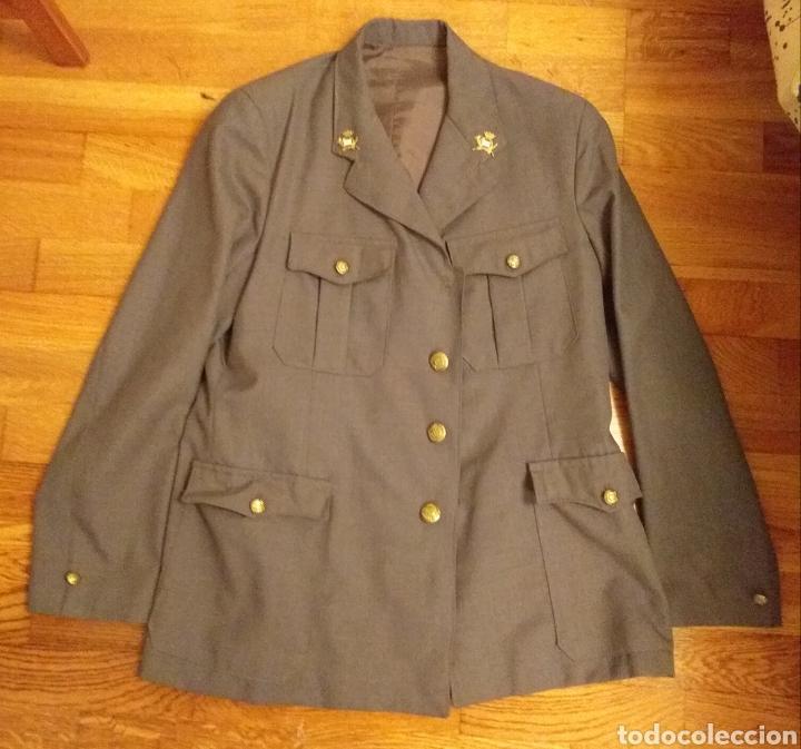 Militaria: Chaqueta de cartero de correos años 70 - Foto 6 - 183588328