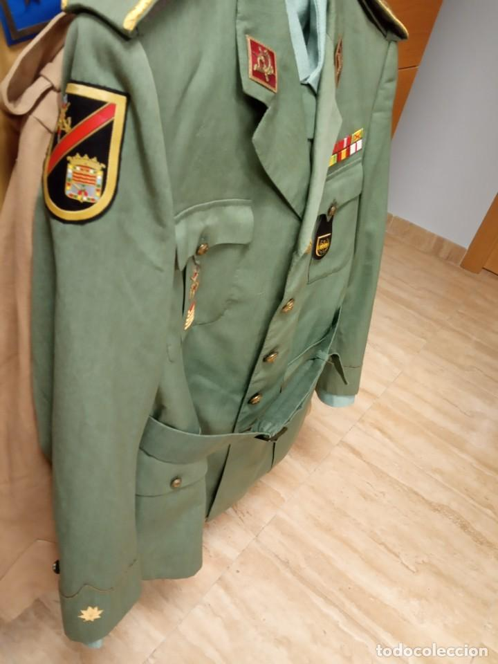 Militaria: UNIFORME DE COMANDANTE DE LA LEGIÓN - Foto 2 - 183831110