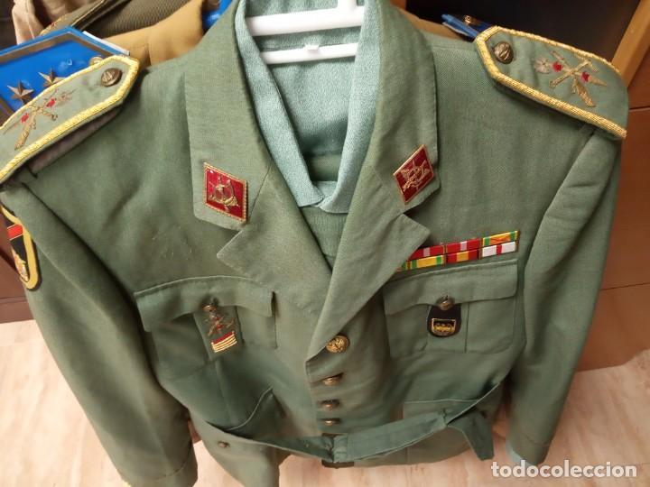 Militaria: UNIFORME DE COMANDANTE DE LA LEGIÓN - Foto 3 - 183831110