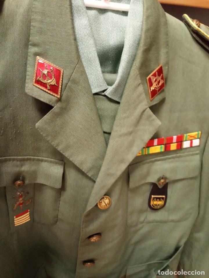 Militaria: UNIFORME DE COMANDANTE DE LA LEGIÓN - Foto 4 - 183831110