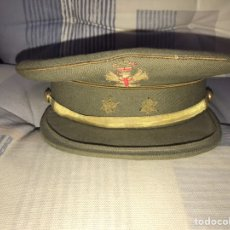 Militaria: GORRA PLATO TENIENTE FRANCO. Lote 184114976
