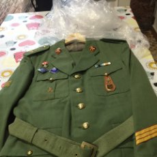 Militaria: UNIFORMES LEGION. Lote 186218547