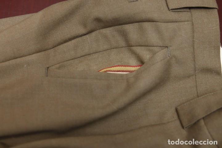 Militaria: GUERRERA Y PANTALÓN - COMANDANCIA GENERAL DE CEUTA - SUBTENIENTE DEL EJÉRCITO DE TIERRA - Foto 11 - 186257261