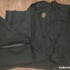 Militaria: TRAJE DE AGUA GUARDIA CIVIL TRÁFICO. Lote 187479113