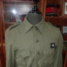 Militaria: GUERRERA ALFEREZ PROVISIONAL CABALLERÍA. GUERRA CIVIL.. Lote 187580675
