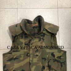 Militaria: CHALECO ANTIFRAGMENTOS EJERCITO ESPAÑOL. Lote 207126777