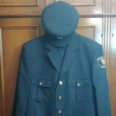 Militaria: UNIFORME GALA / REPRESENTACIÓN POLICÍA LOCAL MELILLA, TALLA 56, NUEVO, ETIQUETADO,. Lote 189485147