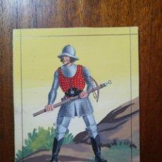 Militaria: BALLESTERO - ORIGINAL ARTÍSTICO - 8,5 CM X 11,3 CM. Lote 189896753