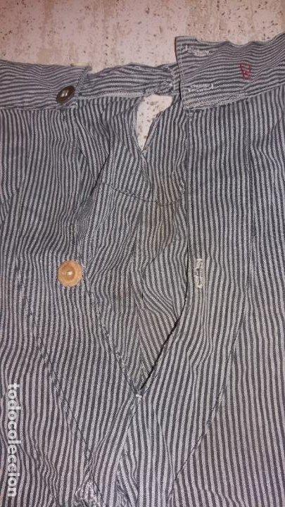 Militaria: Pantalón de rayadillo - Foto 3 - 191088542