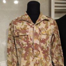 Militaria: CAMISOLA CAMUFLAJE SAHARIANO M73 PARA COES. Lote 207086612
