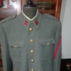Militaria: GUERRERA GUARDIA DE PRIMERA. GUARDIA CIVIL. REGLAMENTO 1943.. Lote 191403260