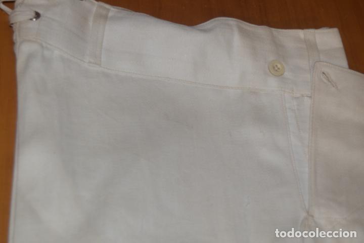 Militaria: pantalon y guerrera de la marina sin uso - Foto 5 - 193192260