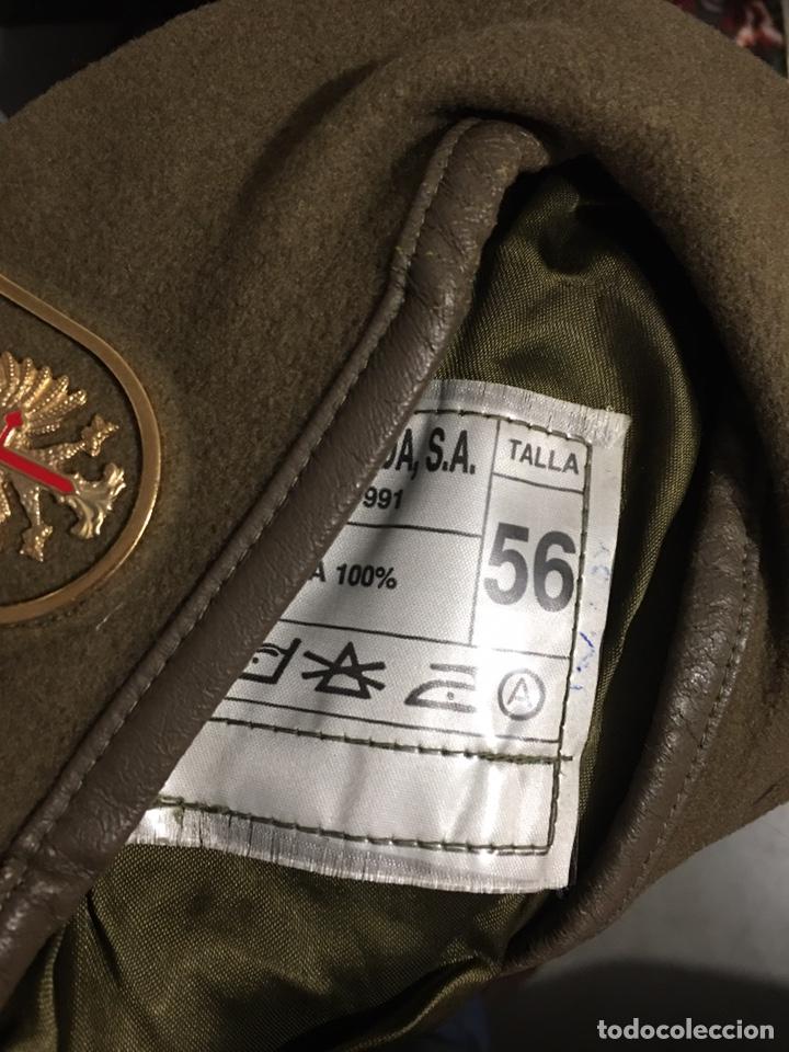 Militaria: TRAJE MILITAR DE GALA. EJERCITO ESPAÑOL. TALLA 40 - SOLDADO DE PRIMERA. COMPLETO - Foto 4 - 204425663