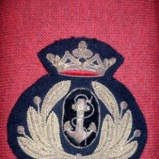 Militaria: GALLETA BORDADA.HILO DE ORO.IMPECABLE.EPOCA FRANCO.CO. Lote 193978255