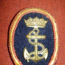 Militaria: GALLETA GORRA PLATO.I.M. TROPA.ÉPOCA FRANCO.ADMITO OFERTAS EN MUCHOS ARTÍCULOS. Lote 193978380
