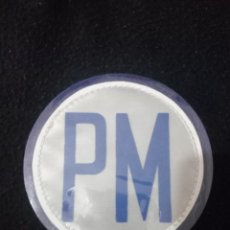 Militaria: P.M PLASTIFICADO.IMPECABLE.. Lote 194180708