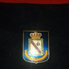 Militaria: PLACA I.M ESCUELA DE APLICACIÓN.9,5 X 7,5 CM.. Lote 194181122