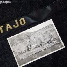 Militaria: DRAGAMINAS TAJO M-24,CINTA DE LEPANTO Y FOTO ORIGINAL DEL DUERO M-28. Lote 194324698
