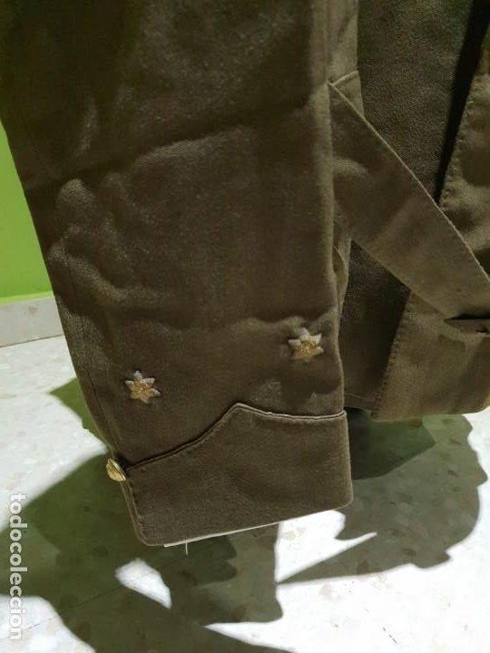 Militaria: Excelente uniforme de un teniente de infanteria del ejército Español. Época de franco - Foto 4 - 194346292