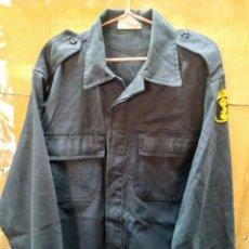 Militaria: UNIFORME DE FAENA AZUL MARINERO AÑO 1992 T-50X BUEN USO. Lote 194398406