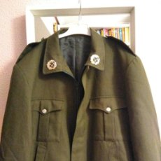 Militaria: CHAQUETA UNIFORME GUARDA FORESTAL ICONA. Lote 194521495
