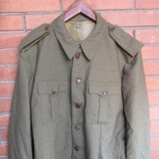 Militaria: CHAQUETA, GUERRERA OFICIAL DEL EJERCITO ESPAÑOL, TALLA L, CONFECCIÓN SASTRE, TEATRO, REGLAMENTO 1926. Lote 194609790