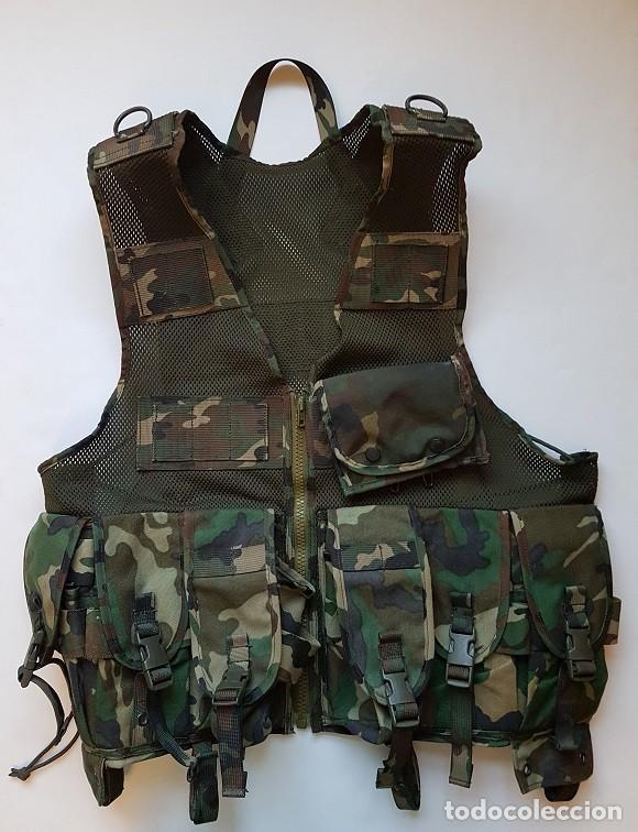CHALECO PECO ALTUS BOSCOSO (Militar - Uniformes Españoles )