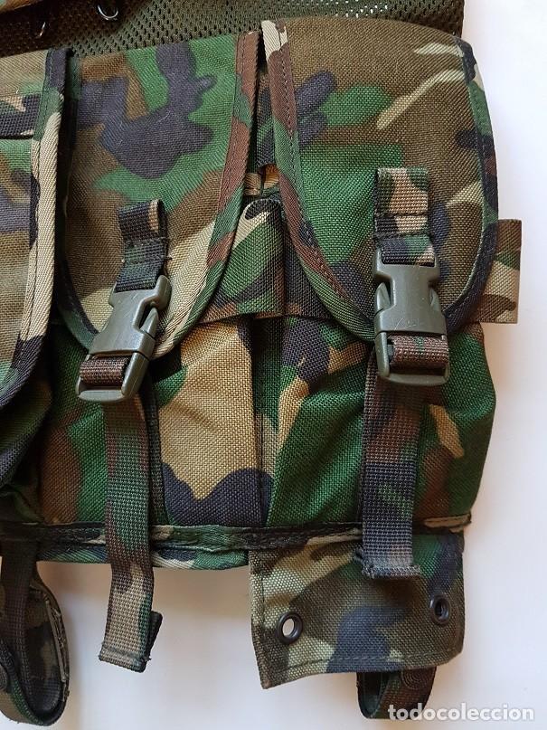 Militaria: CHALECO PECO ALTUS BOSCOSO - Foto 3 - 194612988