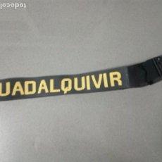 Militaria: DRAGAMINAS GUADALQUIVIR.CINTA DE LEPANTO.. Lote 194740456