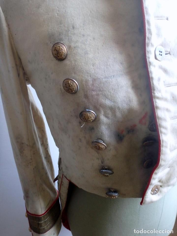 Militaria: (JX-200204)Guerrera , Levita de la Orden del Santo Sepulcro de Jerusalen . - Foto 3 - 194866907