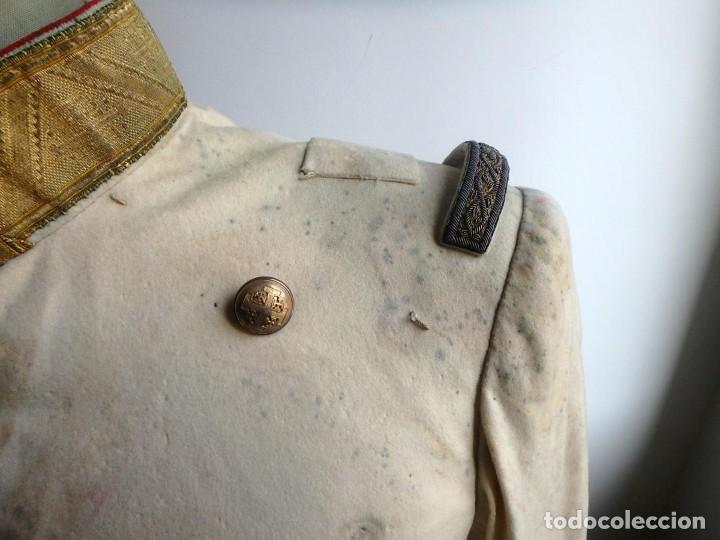 Militaria: (JX-200204)Guerrera , Levita de la Orden del Santo Sepulcro de Jerusalen . - Foto 5 - 194866907