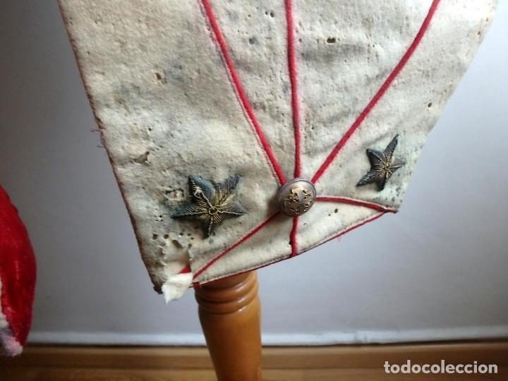 Militaria: (JX-200204)Guerrera , Levita de la Orden del Santo Sepulcro de Jerusalen . - Foto 14 - 194866907