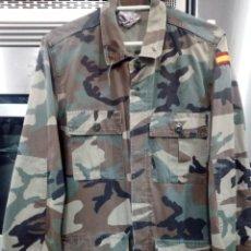 Militaria: GUERRERA INFANTERIA MARINA.BOSCOSO PRIMEROS AÑOS.REGALO FUNDA BOSCOSA PARA CASCO TIPO M-1.. Lote 194893937