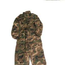 Militaria: MONO CARRISTA BOSCOSO EJERCITO ESPAÑOL. Lote 269806468