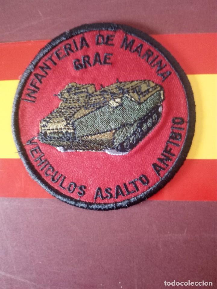 PARCHE I.M GRAE.NUEVO. (Militar - Uniformes Españoles )