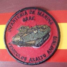 Militaria: PARCHE I.M GRAE.NUEVO.. Lote 194955870